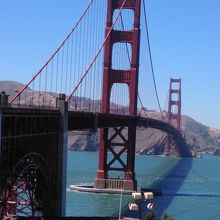サンフランシスコを代表する建造物