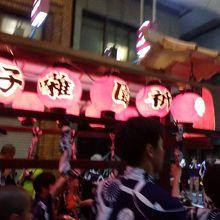 うだる京都の夏祭り