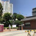 写真:臨時首都記念館