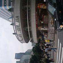 JR有楽町駅の目の前