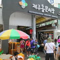 写真:東門市場