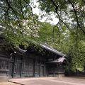 写真:旧因州池田屋敷表門