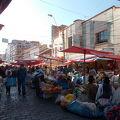 写真:ロドリゲス市場