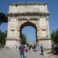 ティトゥスの凱旋門