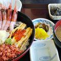写真:佐渡の海鮮市場 かもこ観光センター お食事処
