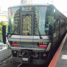 関西圏では「JR神戸線」と呼ばれていました。