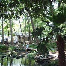 三島ならではの公園