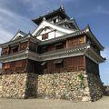 写真:福知山城(福知山市郷土資料館)