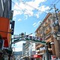 写真:アゼリア通り (長岡中央商店街)