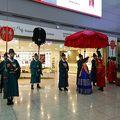 写真:仁川空港 王家の散策