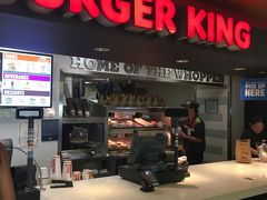 バーガーキング (ホノルル空港店)