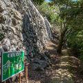 写真:岩国城山自然休養林遊歩道