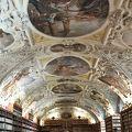 写真:ストラホフ修道院 (ピクチャーギャラリー / 図書館)