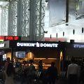 写真:ダンキンドーナツ (金海国際空港 国際線2階出発前ロビー店)