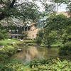 六本木ヒルズの麓にある由緒ある庭園