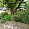 写真:動員学徒慰霊塔