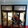 写真:四階回廊 (歌舞伎座)