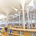 写真:国立台湾大学 辜振甫先生記念図書館