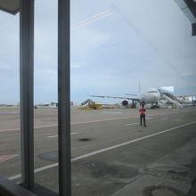 空港のためにある島