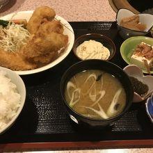 定食や焼肉