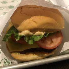 結局一番美味しいハンバーガーな気がする