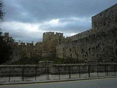 ロードス島の中世都市