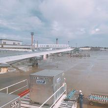 小さめの空港