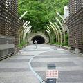 写真:西子湾隧道