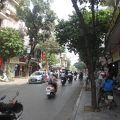 写真:ハンガイ通り