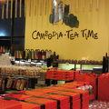 写真:カンボジア ティータイム