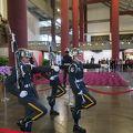 写真:国父紀念館 衛兵交代儀式