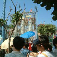 香港旅気分(饅頭祭り編)