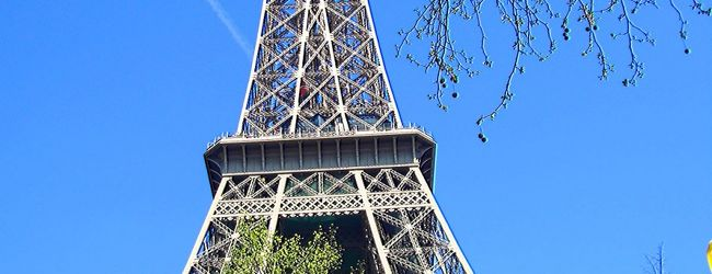 欧州鉄道の旅(★世界文化遺産:パリ Paris)