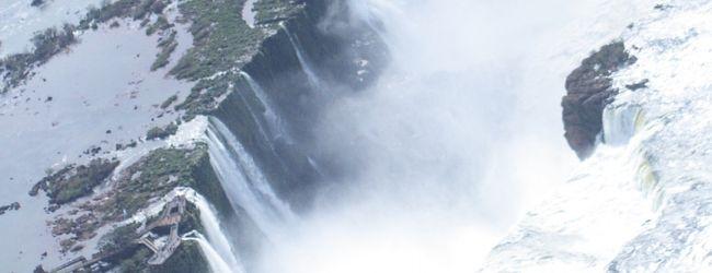 ブラジル旅行記 イグアスの滝 その1(...