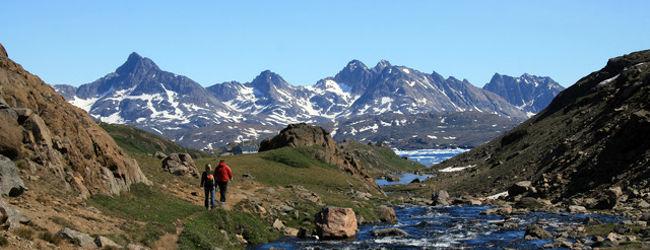 極北の地! グリーンランドとアイスラン...