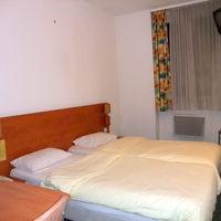 フランス&ルクセンブルク&ベルギー 2008/09年末年始 Le 21 eme Hotel(★★)