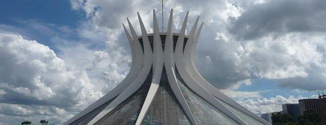 過去をもたない近未来都市 ブラジリア