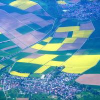 ブレーメン&ウィーン 2009春 空の旅〜ブレーメン→フランクフルト経由ウィーン〜