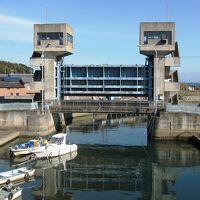 2006冬、日間賀島へ河豚を食べに(1)