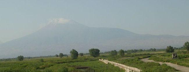 弾丸アルメニア0708  「アララト山を望む...