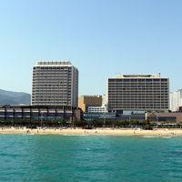13.GWの釜山旅行 五六島(オリュクト)をまわる海雲台遊覧船(ヘウンデ ユラムソン)