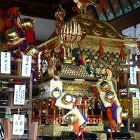 日本の旅 関西を歩く 京都、御霊神社周辺
