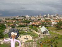 なみお&みすたぁのなんちゃって世界一周旅行 ブラジル・マンガル・ダス・ガルサス公園�