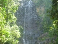 マレー半島縦断マレー鉄道&ランカウイ・ペナン島の旅(3)アロースターからランカウイ島で滝を見てペナン島へ