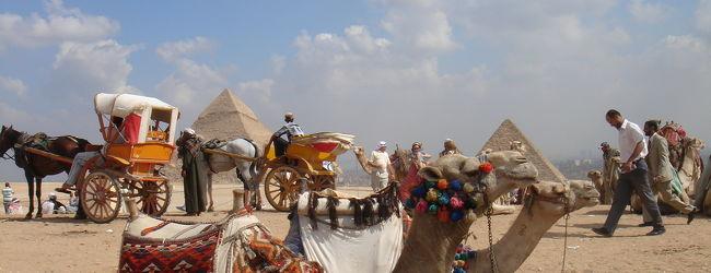 1 偉大なるエジプト8日間 ギザ 恐怖のは...