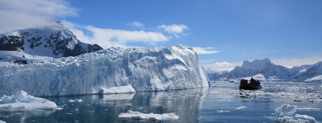 オルロバ号で航く南極半島クルーズ(その�)