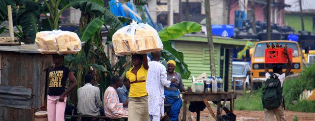西アフリカ・ナイジェリアの旅 0・・旅い...