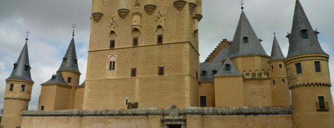 ヨーロッパ点描 お城や教会のいろいろ