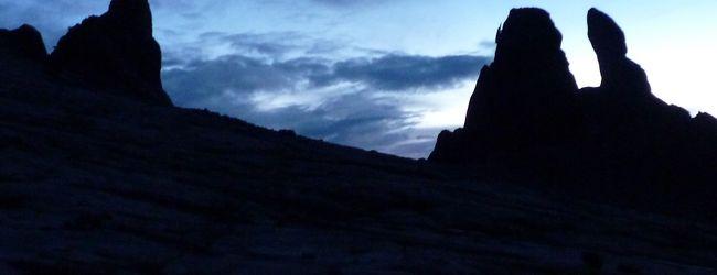 誰でも登れるはずのキナバル山・・・イッ...