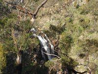 ビクトリア州、グランピアンズ国立公園、マッケンジー滝展望エリア一周コース(1.7km)